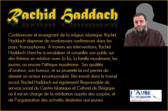 biographie rachid haddach
