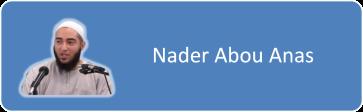 Nader Abou Anas - conferences