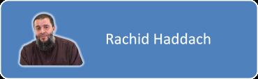 Rachid Haddach Conférences